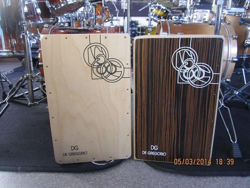 For sale NEW excellent DG Cajons