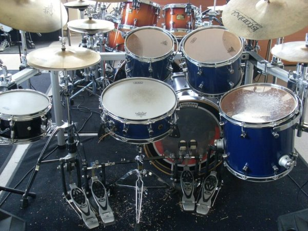 Drumles-Rock-kit-Odery-Custom-student