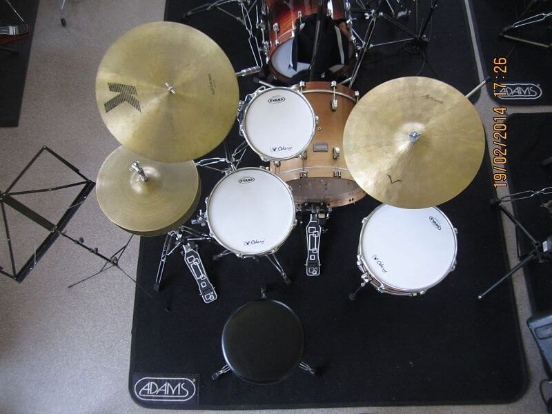 Drumles Jazz drumkit student
