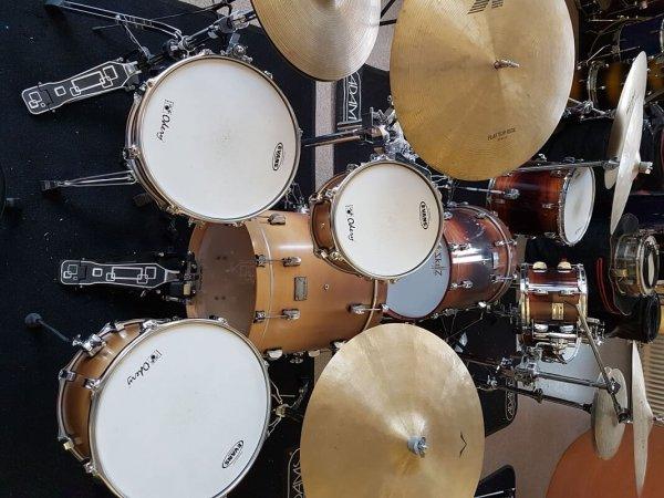 Shop Drumkits Odery Eyedentity Imbuia jazz top