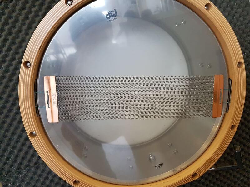 Shop Snares DW Collector's Aluminium 14 x 5,5 Bottom
