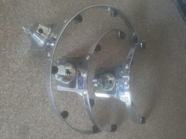 Purecussion RIMS suspension system 10 12 14 toms