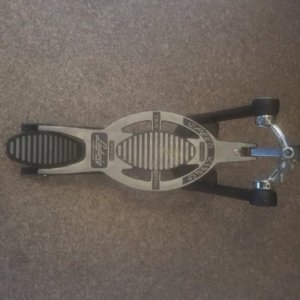 Ludwig Speed King L201 bass pedal 01
