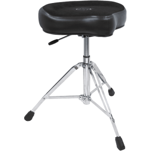 Skillz Drum Academy Shop Roc n Soc Nitro drumkruk drum stool zwart black