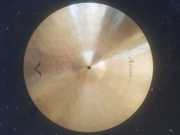 Sabian Artisan 20 Medium Ride Front Skillz Drum Shop