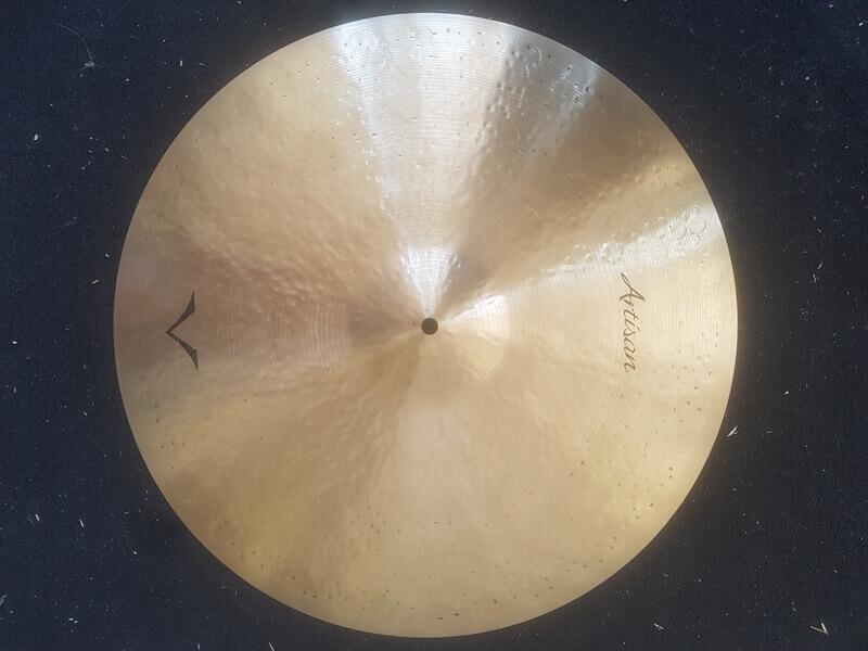 Sabian Artisan 20 Medium Ride Front Skillz Drum Shop