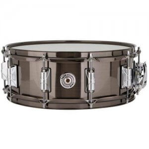 Taye Brass Black Nickel 14x5 snare Skillz Drum Academy