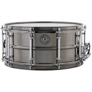 Taye Brass Black Nickel 14x6.5 snare Skillz Drum Academy