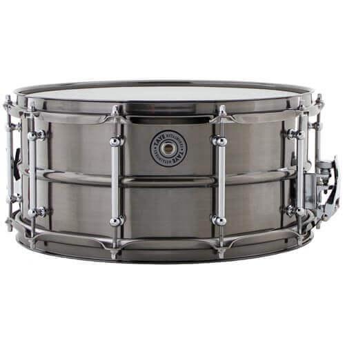Taye Brass Black Nickel 14x6.5 snare Skillz Drum Academy