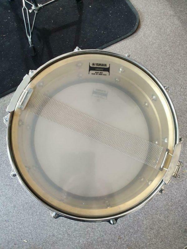 Yamaha Brass snare SD-4106 - 04
