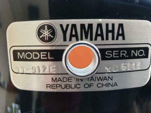 Yamaha Pre Recording Custom YD-9222WT in Jet Black 06