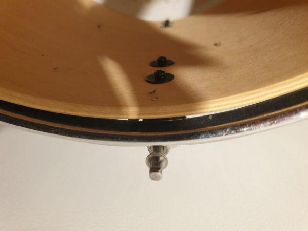 Adams 8000 tom 14 bearing edge shell bij Skillz Drum Academy