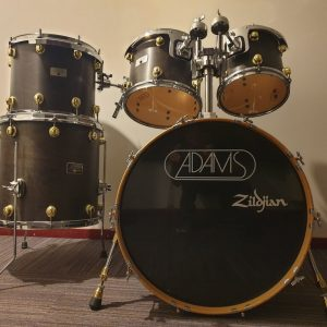 Adams 8000 shell set 22, 10, 12, 14, 16 foto 1 bij Skillz Drum Academy