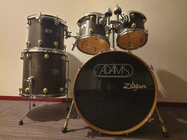 Adams 8000 shell set 22, 10, 12, 14, 16 foto 1 bij Skillz Drum Academy