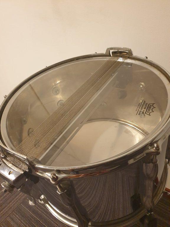 Premier 2078 14 x 10 Metal Snare Drum Deep Big Brother of Premier 2000 Skillz Drum Academy 04