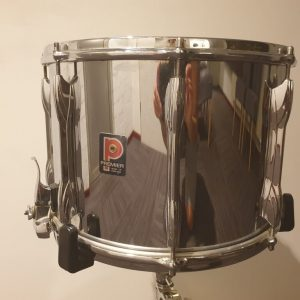 Premier 2078 14 x 10 Metal Snare Drum Deep Big Brother of Premier 2000 Skillz Drum Academy 01