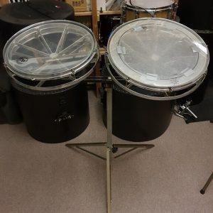 Remo Rototom 16 en 18 inch vintage drum gear